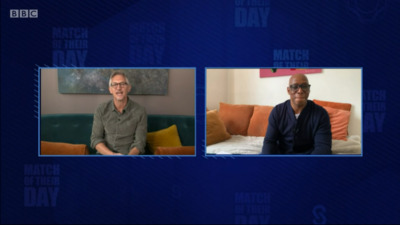 Match of The Day (UK) -  Match of Their Day - Ian Wright