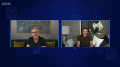 Match of The Day (UK) -  Match of Their Day - Jermaine Jenas