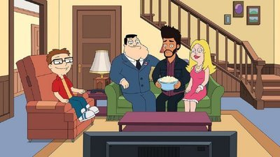 American Dad! - 17x04 A Starboy is Born