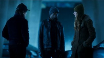 In the Dark - 02x07 The Straw That Broke The Camel's Back
