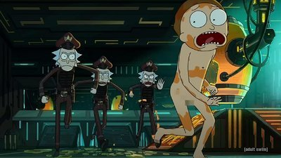 Rick and Morty - 04x09 Childrick of Mort