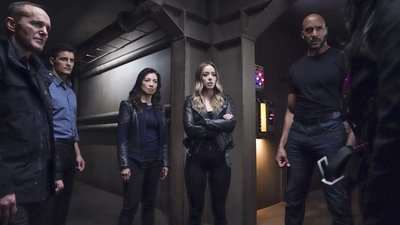 Marvel's Agents of  S.H.I.E.L.D - 07x12 The End is at Hand