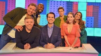 8 out of 10 cats (UK) - 22x07 Stacey Solomon, Darren  Harriott, Sarah Keyworth & Thomas Skinner Screenshot
