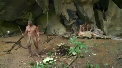Naked and Afraid XL - 05x05 Belly of The Beast