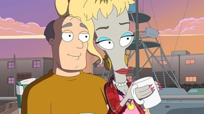 American Dad! - 17x08 Roger Needs Dick