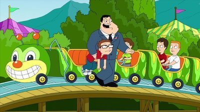 American Dad! - 17x06 Brave N00b World