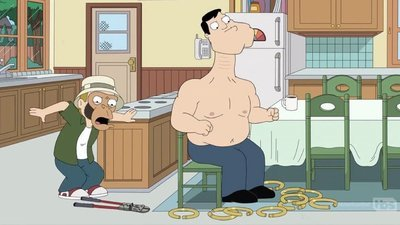 American Dad! - 17x05 Tapped Out