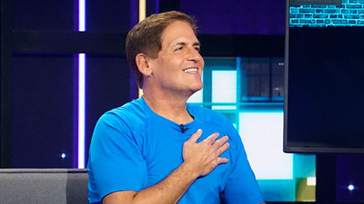 A Little Late with Lilly Singh - 01x97 Mark Cuban Screenshot