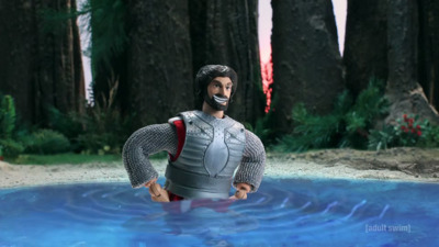 Robot Chicken - 10x13 Max Caenen in: Why Would He Know If His Mother's A Size Queen