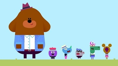 Hey Duggee - 03x31 The A Cappella Badge