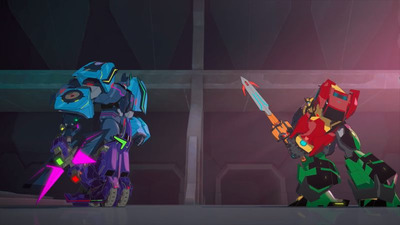 Transformers: Robots in Disguise - 04x26 Freedom Fighters Screenshot