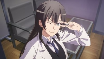 My Teen Romantic Comedy SNAFU - 03x03 Iroha Isshiki is The Strongest Junior, as Expected