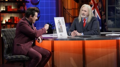 Shaun Micallef's Mad as Hell - 12x01 Season  12, Episode 1
