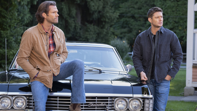 Supernatural - 15x21 Carry On