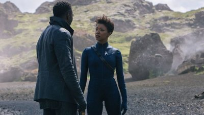 Star Trek Discovery - 03x01 That Hope Is You, Pt. 1