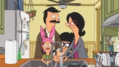Bob's Burgers - 11x02 Worms of In-Rear-Ment