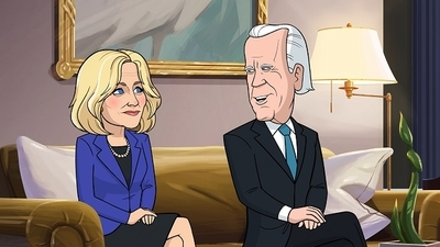 Our Cartoon President - 03x11 Party Unity