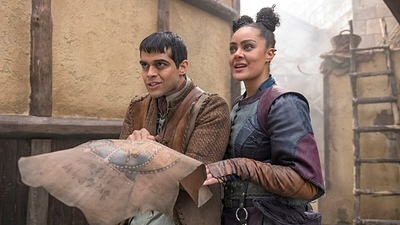 The Outpost - 03x02 The Peace You Promised