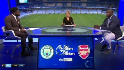 Ford Saturday Night Football (UK) - 07x09 Manchester City v Arsenal