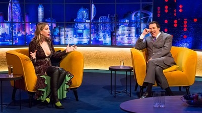 The Jonathan Ross Show (UK) - 16x01 Nick Frost, Samson Kayo, Katherine Ryan, Clare Balding, Billy Ocean