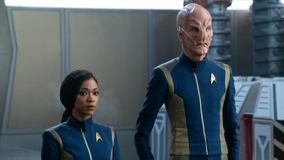 Star Trek Discovery - 03x05 Die Trying