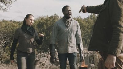 Fear The Walking Dead - 06x02 Welcome to the Club Screenshot