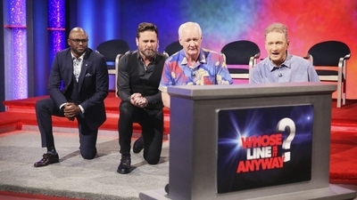 Whose Line Is It Anyway? - 16x18 Charles Esten 4 Screenshot