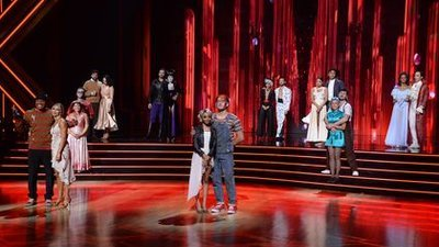 Dancing With the Stars - 29x07 Villains Night