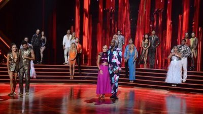 Dancing With the Stars - 29x06 Top 11