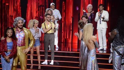 Dancing With the Stars - 29x05 '80s Night