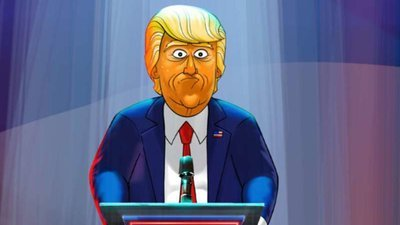 Our Cartoon President - 03x17 Closing Arguments