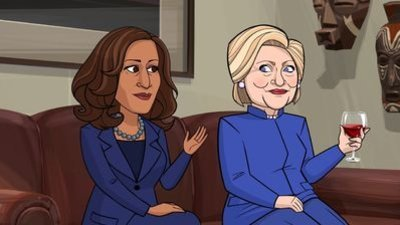 Our Cartoon President - 03x13 Madam Vice President