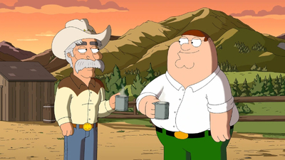 Family Guy - 19x07 Wild Wild West
