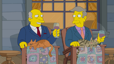 The Simpsons - 32x08 The Road to Cincinnati