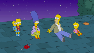 The Simpsons - 32x09 Sorry Not Sorry