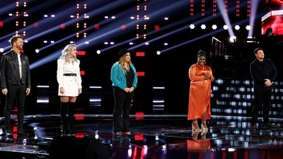 The Voice - 19x16 Live Top 9 Results