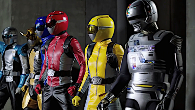 Power Rangers - 27x12 Greater Good