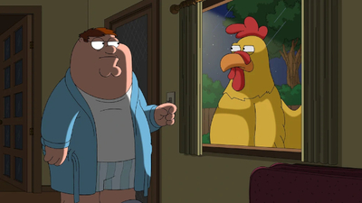 Family Guy - 19x10 Fecal Matters