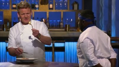 Hell's Kitchen - 19x02 Shrimply Spectacular