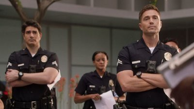The Rookie - 03x02 In Justice
