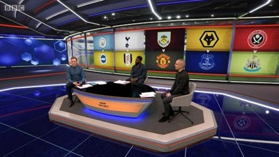 Match of The Day (UK) - 56x28 Season 56, Show 28