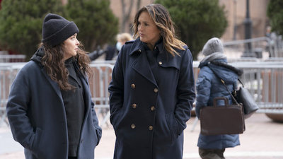 Law & Order: Special Victims Unit - 22x07 Hunt, Trap, Rape, and Release