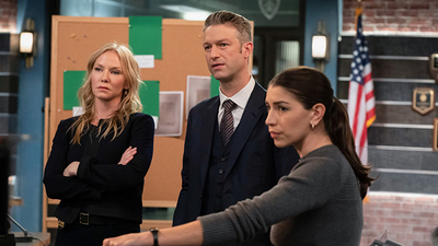 Law & Order: Special Victims Unit - 22x06 The Long Arm of the Witness