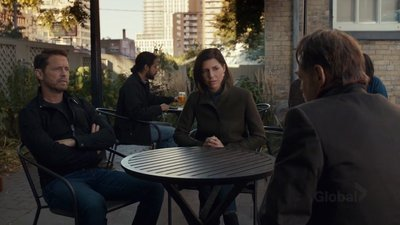 Private Eyes (CA) - 04x10 Smoke Gets in Your Eyes
