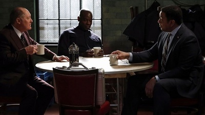 The Blacklist - 08x08 Ogden Greely