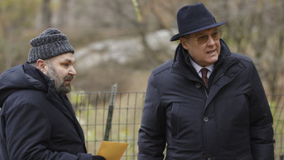 The Blacklist - 08x05 The Fribourg Confidence