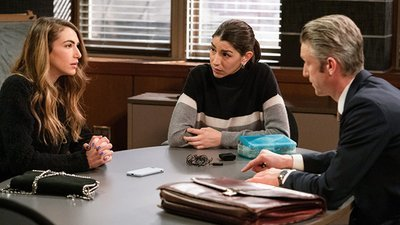 Law & Order: Special Victims Unit - 22x08 The Only Way Out Is Through