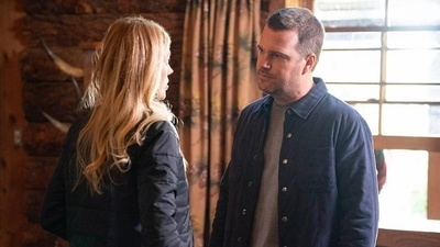 NCIS: Los Angeles - 12x12 Can't Takes My Eyes Off You