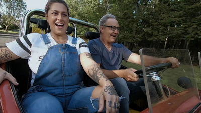 American Pickers - 22x08 Hollywood Hot Rods