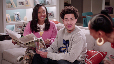 Black-ish - 07x13 The Mother and the Child De-Union